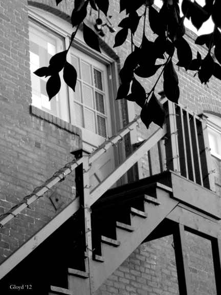 brick and stairs bw small