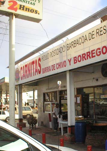 Dos Hermanos Carnitas Restaurant