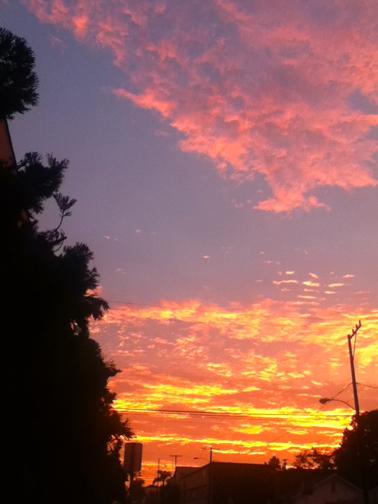 11 12 13 sunrise