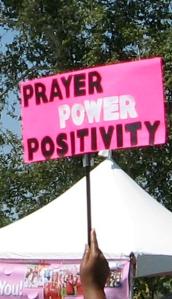prayer power positivity small