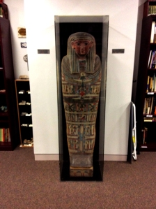 mummy case