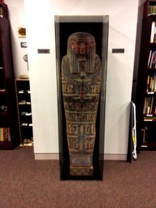 mummy case