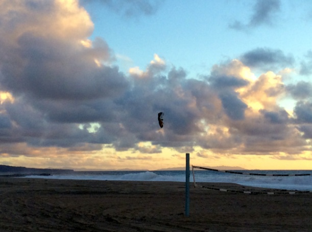 After the Storm: UnPersoned Paraglider 1