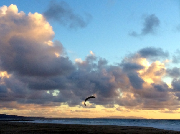 After the Storm: UnPersoned Paraglider 2