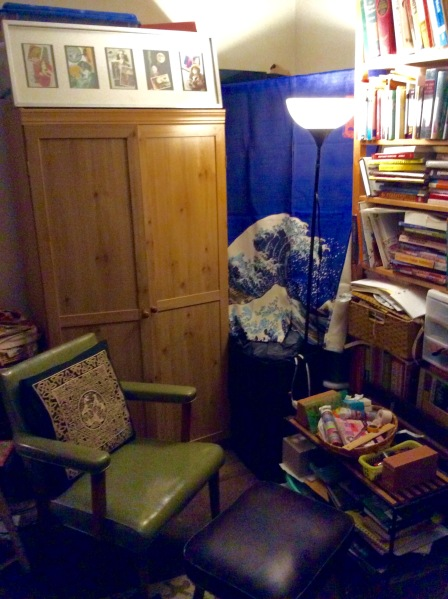 The Writing Chair